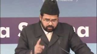 Ahmadiyya : Punjabi Taqreer at Jalsa Qadian 2009 Day 2 Afternoon Part 2/5