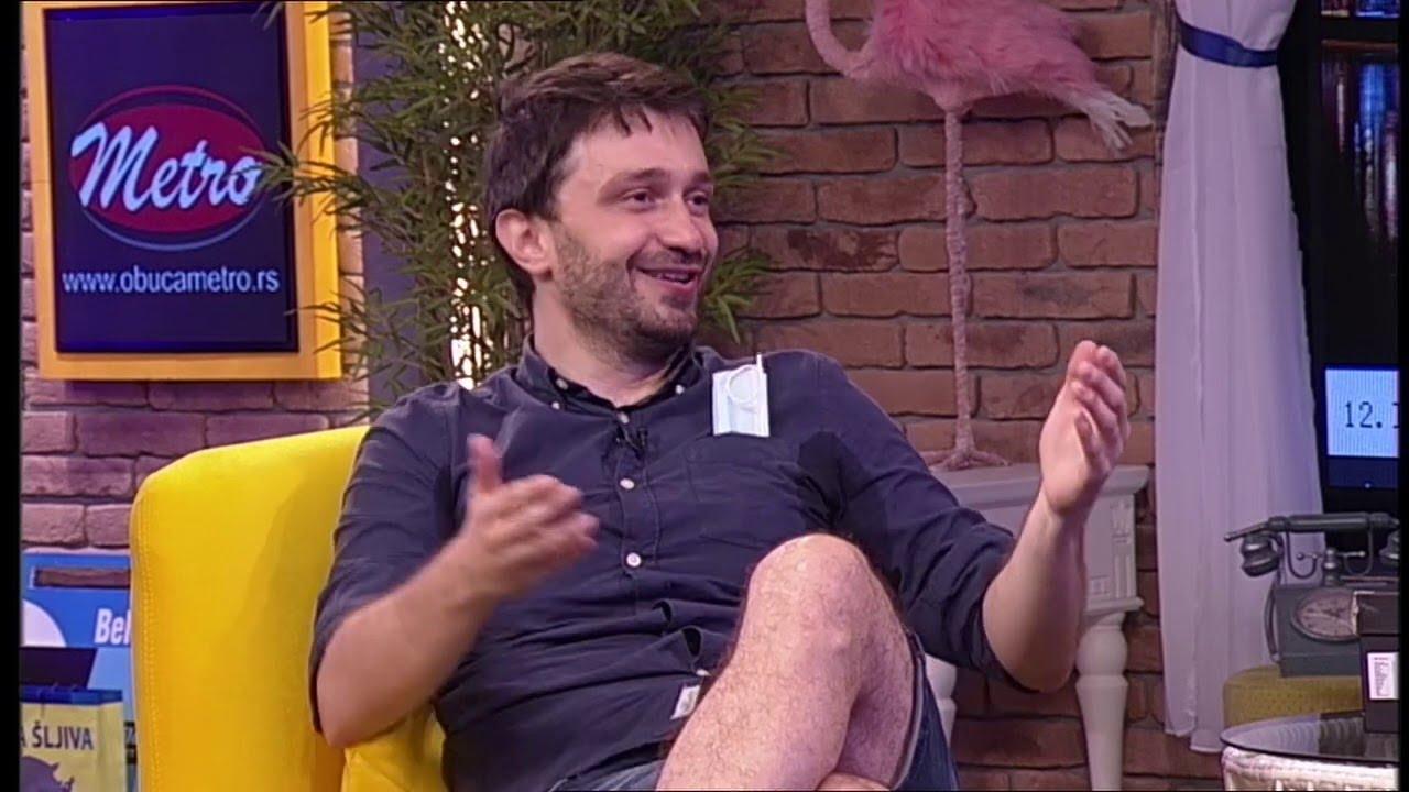 Kraj 1.Best of-a - Rade Ćosić (11.08.2020) (Ami G Show S12)