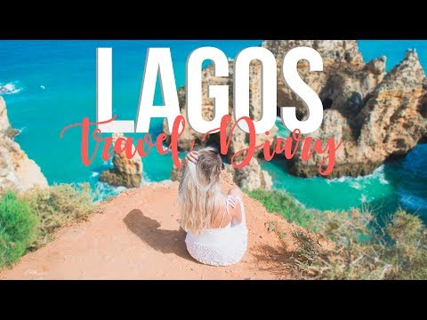 LAGOS: Travel Diary   Catarina Santiago