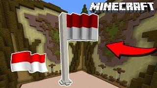 Download Video TEMA MEMBUAT BENDERA MERAH PUTIH - MINECRAFT BUILD BATTLE #6 MP3 3GP MP4