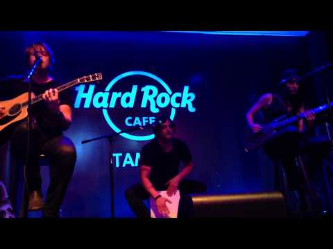 Sick Puppies Healing Now (acoustic) Hard Rock Cafe Tampa, FL June 19, 13