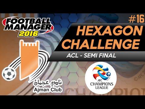 Hexagon Challenge - Episode 16   Football Manager 2016