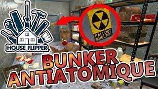 Un bunker à aménager (House Flipper)