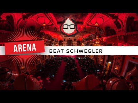 Beat Schwegler: The Opportunity When Technology Trends Converge - Pioneers Festival 2013