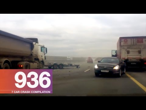Car Crash Compilation 936 - November 2017
