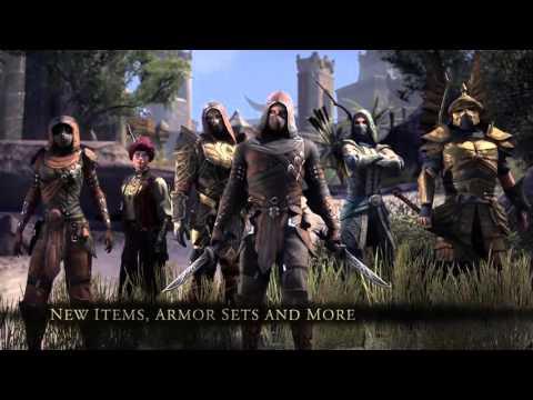 The Elder Scrolls Online — рассказ о Гильдии воров