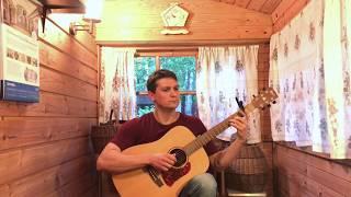 River flows in you - guitar (Музыка ангелов)