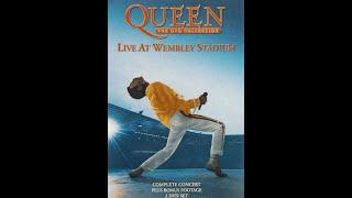 Концерт группы Queen в 1986, Уэмбли.