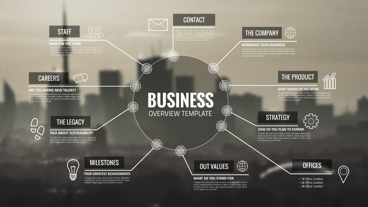 Business overview prezi template youtube business overview prezi template cheaphphosting Images