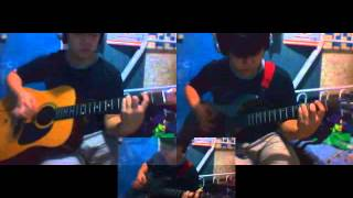Download RIVERMAYA - You'll Be Safe Here (Guitar Cover) MP3 song and Music Video