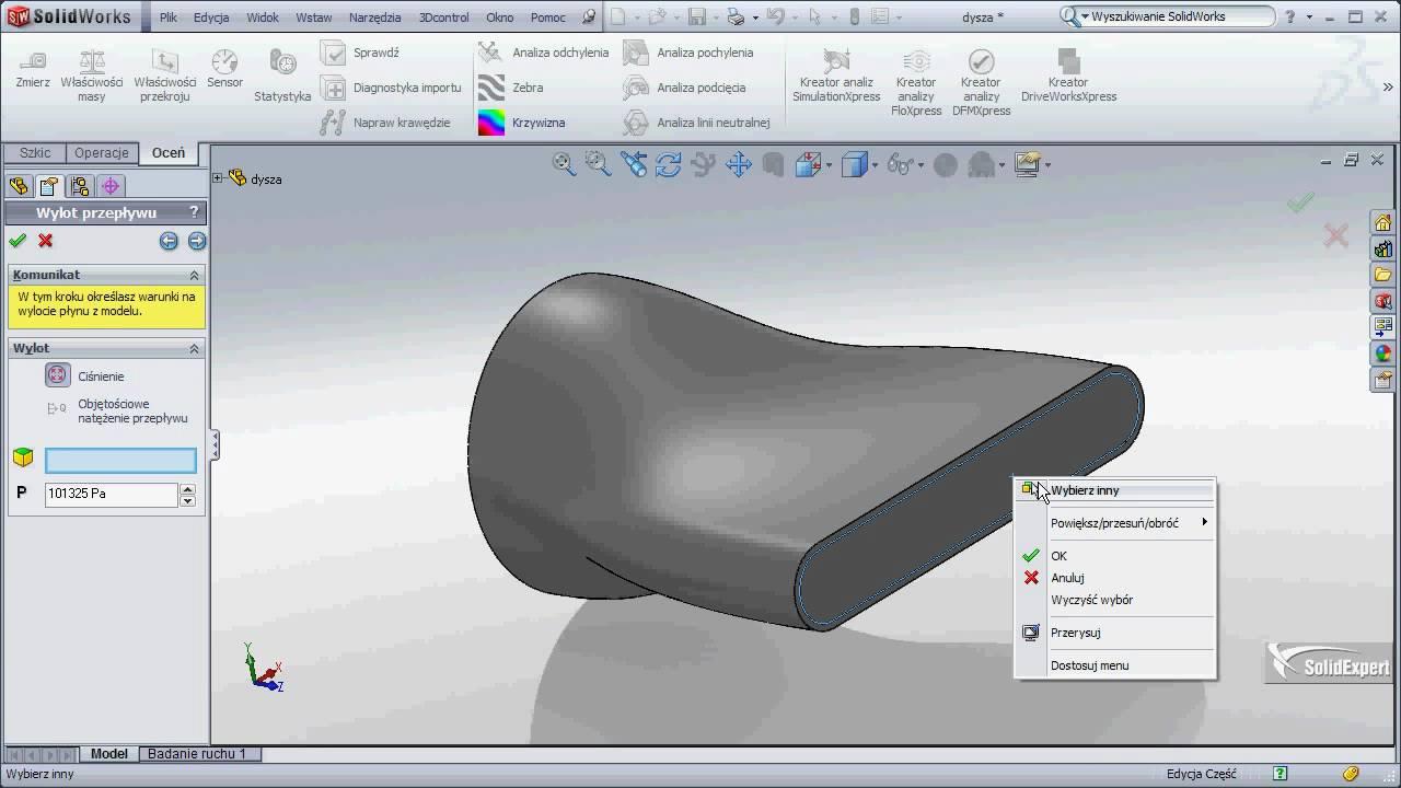Zaprojektowano w SolidWorks: Suszymy? Suszymy panie sierżancie!