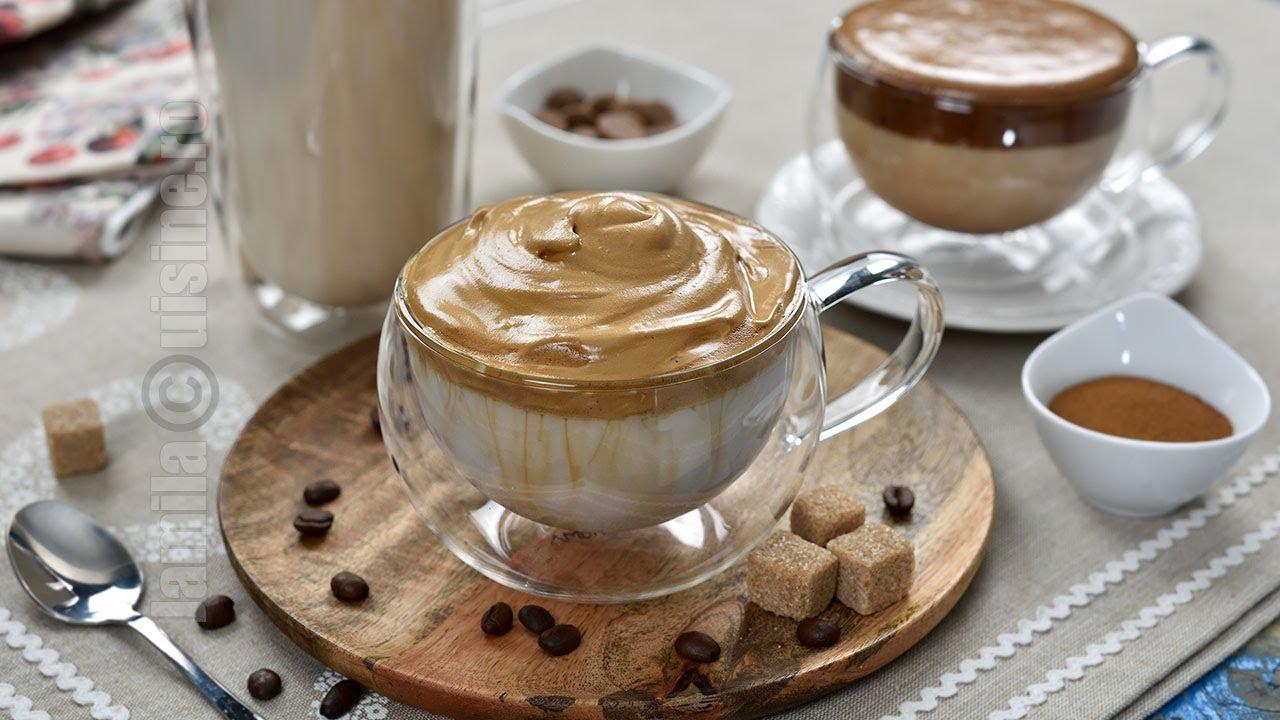 Cea mai buna cafea cu lapte