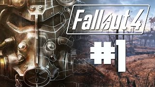 Fallout 4 Gameplay #1 - Let