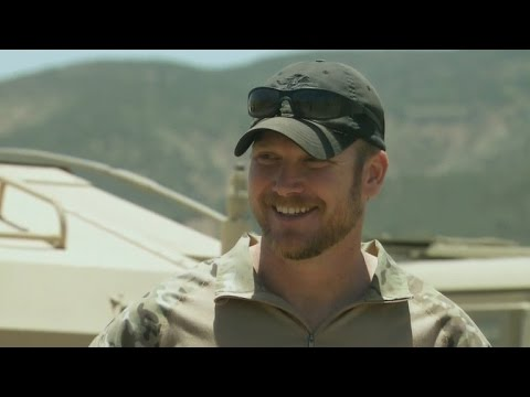 Chris Kyle: The 'American Sniper's' Reality TV Past - YouTube