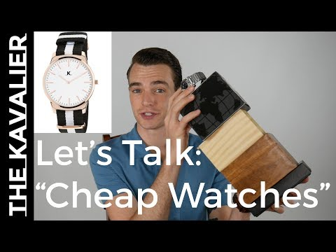 """Why """"Watch Guys"""" Hate MVMT, Daniel Wellington, 5th Watches and others..."""