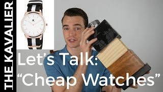"Why ""Watch Guys"" Hate MVMT, Daniel Wellington, 5th Watches and others..."