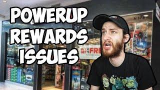 Gamestop Powerup Rewards Issues