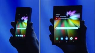 The Game Changer! Samsung Foldable Phone: Unvieling The Most Futuristic Smartphone Ever