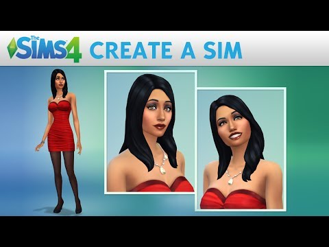 The Sims 4 Create A Sim Official Gameplay Trailer Youtube