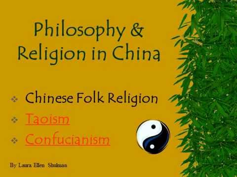 an overview of taoism a religious philosophical tradition of china Prominent taoism beliefs and its philosophical the religions of china are not from the one in other religious traditions taoism believes in the.