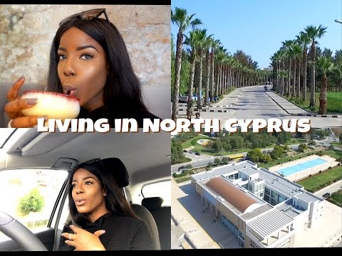 LIFE IN CYPRUS AS A COLLEGE STUDENT | VLOG 2