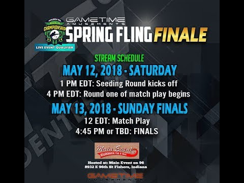 GTTV - Spring Fling Finale - Match Day - Full Stream - Fishers Indiana