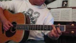 Wait For You - Elliot Yamin acoustic guitar