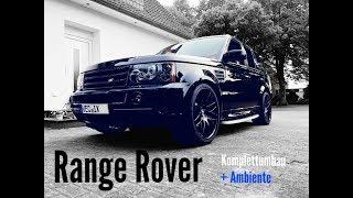 Range Rover Sport Led Tuning Ambiente Nachrüsten by Ledov