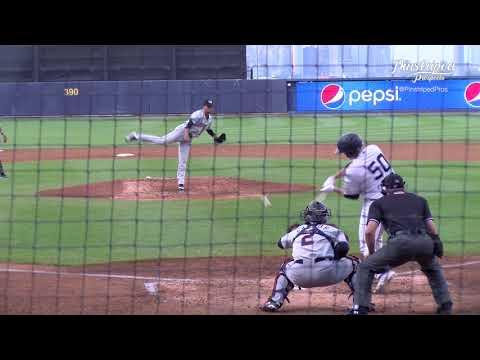 Jackson Thoreson, Designated Hitter, Staten Island Yankees, RBI Single, Fourth Inning, June 26