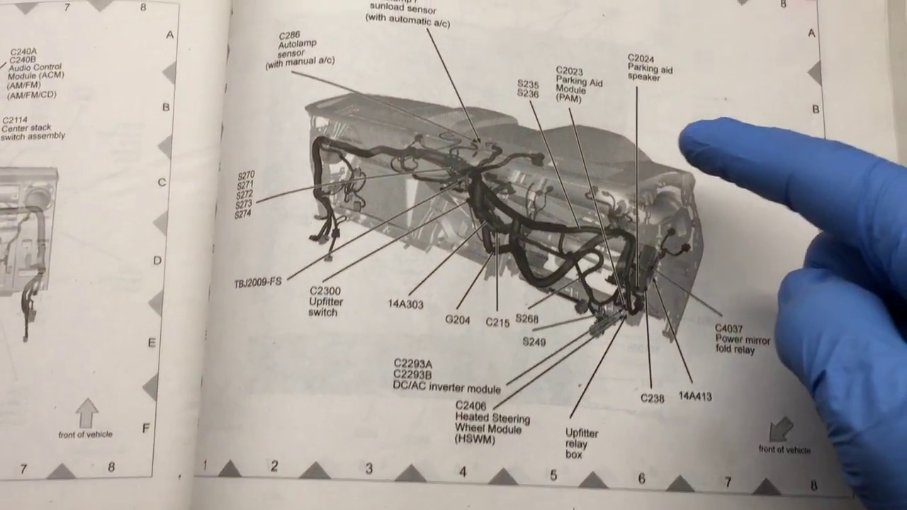 2011 2016 f 250 upfitter kit install part 1 of 2 [ 1280 x 720 Pixel ]