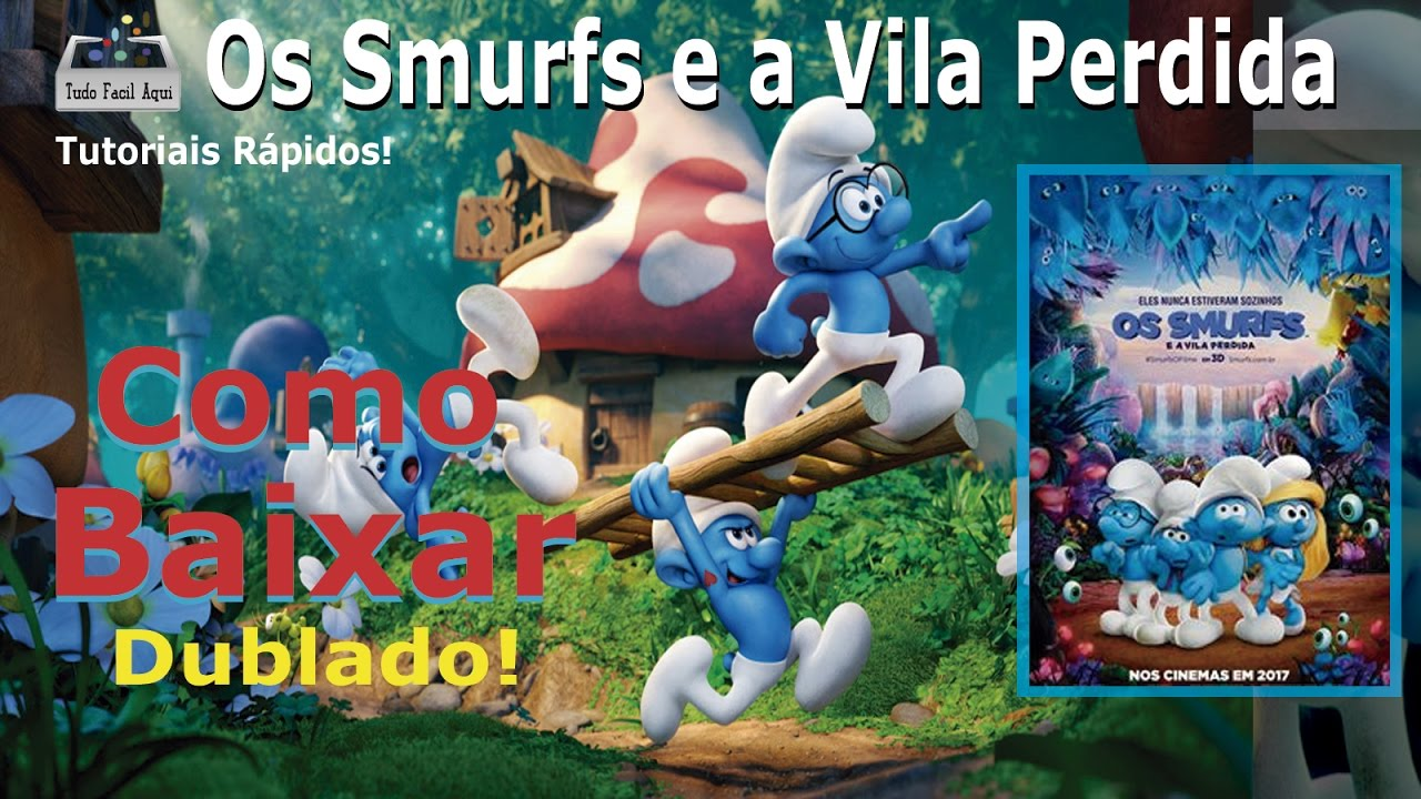 SMURFS GRATUITO O AVI EM FILME DUBLADO DOWNLOAD 2 OS