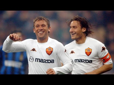 Francesco Totti & Antonio Cassano ● Insane Duo ||HD|| ►Crazy