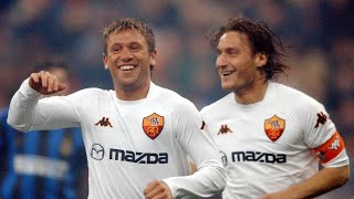 Francesco Totti & Antonio Cassano ● Insane Duo ||HD|| ►Crazy Telepathy◄