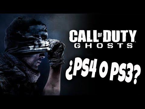 CALL OF DUTY GHOSTS en PS3????