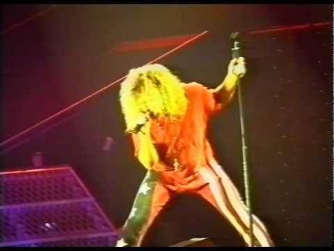 Van Halen Live - 02 - Judgement Day (1993-04-07 - Hamburg, Germany)