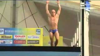 Tom Daley and Peter Waterfield - Individual semifinal - FINA World Championships 2011