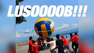 Jack Logan Talks About Giant Volleyball Sea Game!