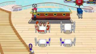Let's Play Diner Dash: Flo On The Go 02 - Tourists in the Dark