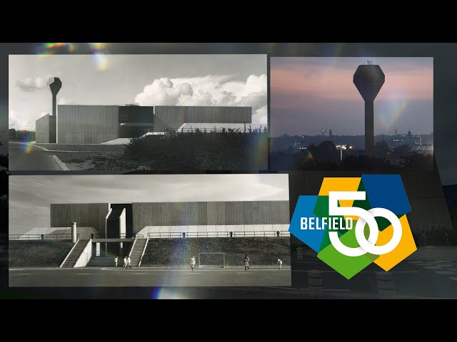Shaping Belfield | Belfield 50: Celebrating 50 Years at UCD Belfield