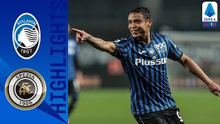 Atalanta 3-1 Spezia | Muriel Scores a Stunner to Keep Top Four Hopes Alive | Serie A TIM