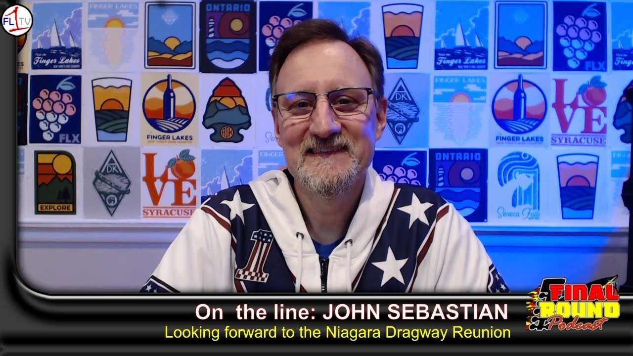 John Sebastian ..::.. The Final Round Podcast  #058