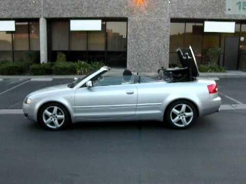2005 Audi A4 Cabriolet 4