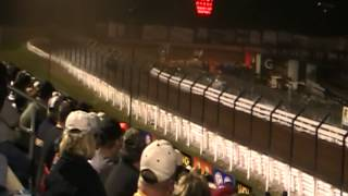 World of Outlaws Sprint Car Flip @ Williams Grove Speedway 5/12/12