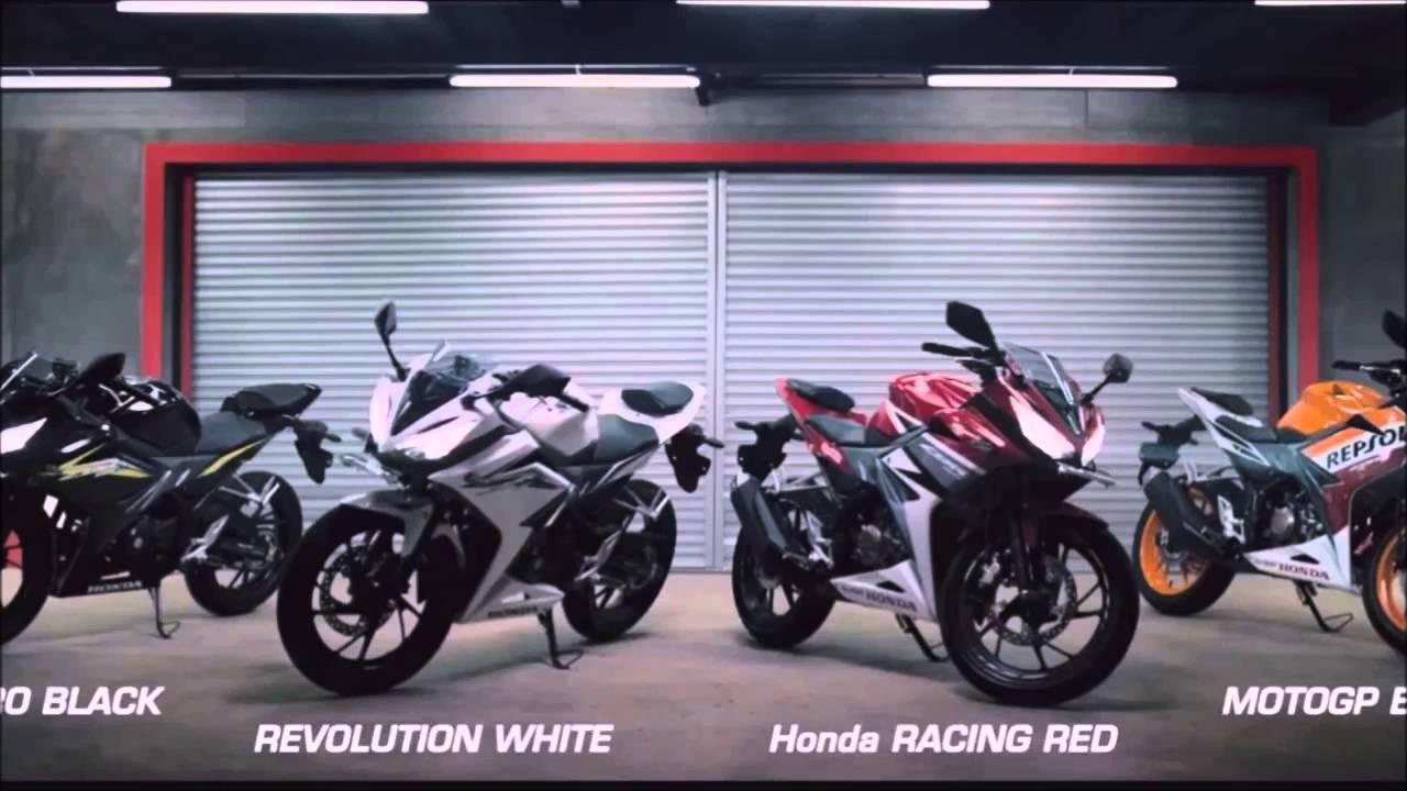 Harga Jual Honda Cbr 150 Facelift All New Cbr150r 2016 150r Slick Black White Jakarta Video