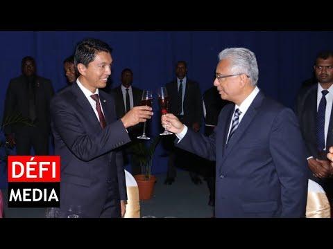 Pravind Jugnauth : « Madagascar est un grand pays ami »