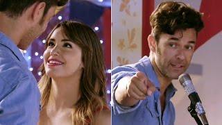 Esperanza dio a conocer una hermosa e inesperada noticia y Tomás decidió festejarla… ¡cantando! thumbnail