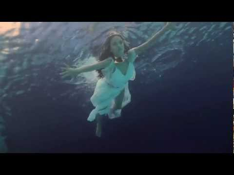 Behind The Scenes - Grazia India's First Underwater Shoot Ft. Angela Jonsson
