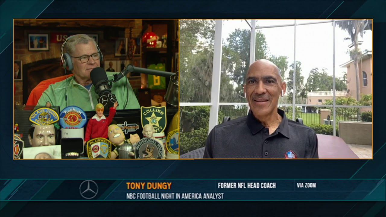 Tony Dungy on the Dan Patrick Show (Full Interview) 05/27/20