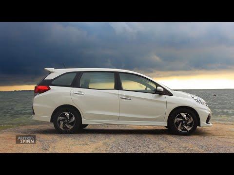 2014 Honda Mobilio RS/AT Test Drive : ขับทดสอบ ฮอนด้า โมบิลิโอ รุ่น RS ตัวท็อป