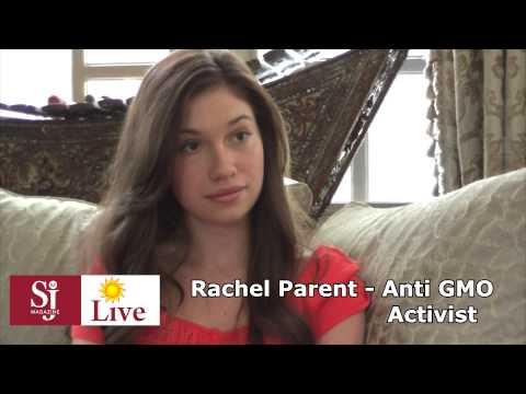 SMJ Magazine and SMJ Live Interviews Rachel Parent, Anti GMO Activist, Part One
